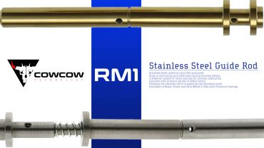COW RM1 Stainless Steel Guide Rod for TM Hi-Capa 4.3 / 5.1 / 1911 Series