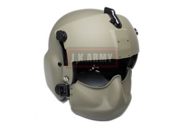 EVI HGU 56P Style Rotary Wing Aircrew Dummy Helmet for Cosplay