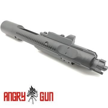 Angry Gun Complete MWS High Speed Bolt Carrier w/ MPA Nozzle ( Original ) ( BK )