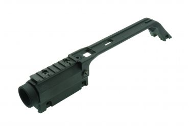WE 999 Carring Handle with Built-In 3.5x Scope ( G36 G39 )