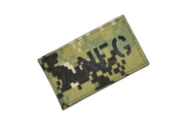 Infrared Reflective Patch - A- NEG ( AOR2 ) ( Free Shipping )