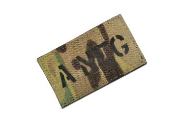 Infrared Reflective Patch - A- NEG ( Multicam ) ( Free Shipping )