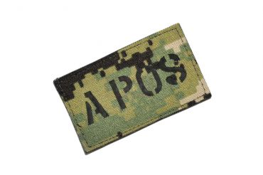 Infrared Reflective Patch - A+ POS ( AOR2 ) ( Free Shipping )