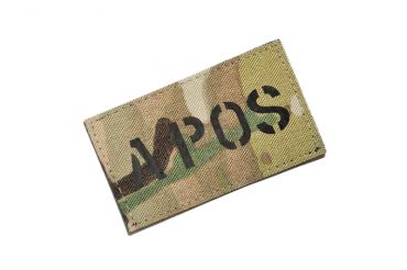 Infrared Reflective Patch - A+ POS ( Multicam ) ( Free Shipping )