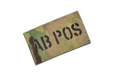 Infrared Reflective Patch - AB+ POS ( Multicam ) ( Free Shipping )