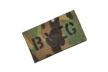 Infrared Reflective Patch - B- NEG ( Multicam ) ( Free Shipping )