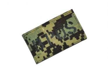 Infrared Reflective Patch - B+ POS ( AOR2 ) ( Free Shipping )