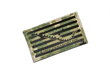 Infrared Reflective Patch - Navy Jack ( AOR2 ) ( Free Shipping )