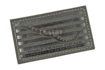 Infra Red Patch - Navy Jack Dont Tread On Me - MG