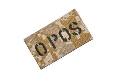 Infrared Reflective Patch - O+ POS ( AOR1 ) ( Free Shipping )
