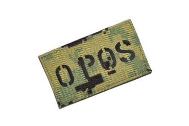 Infrared Reflective Patch - O+ POS ( AOR2 ) ( Free Shipping )
