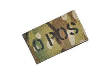 Infrared Reflective Patch - O+ POS ( Multicam ) ( Free Shipping )