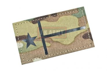 Infra Red Patch - Texas State Flag - Multicam