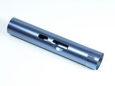 """Alpha M130 Cylinder Case for Systema PTW M4 Series ( BL ) [ For 10.5"""" - ]"""