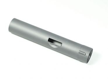 """Alpha M140 Cylinder Case for Systema PTW M4 Series ( GY ) [ For 14.5"""" + ]"""
