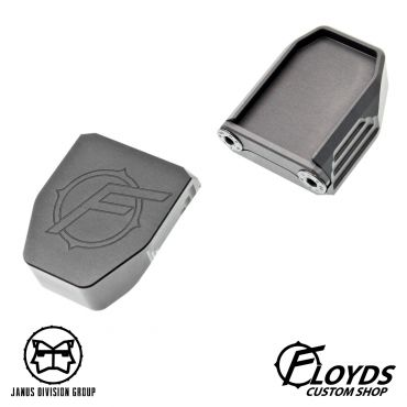 JDG Floyds Licensed Mag Base Plate for TM M&P ( Real Type Dummy Style ) - Limited Edition