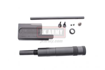 RGW A-G-M Style Airsoft Compensator Kit for M9
