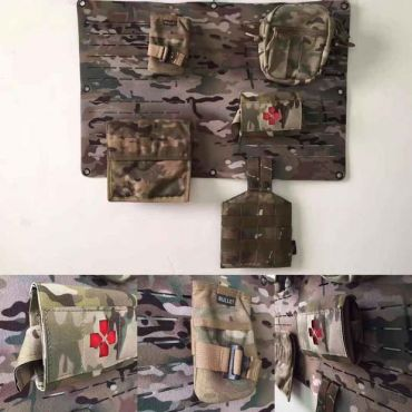 MF Camo Patch MOLLE Wall 60x40cm