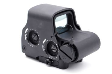 MF / EG E-PS3 Style Red Dot Sight w/ QD Mount for Airsoft Modern Version ( BK )