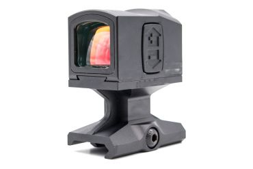 MF ACR P1 Style Airsoft Red Dot Sight ( with Mount ) ( Black )