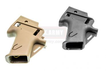 MF FX Style Flash Mag for Airsoft G Model ( BK / DE )