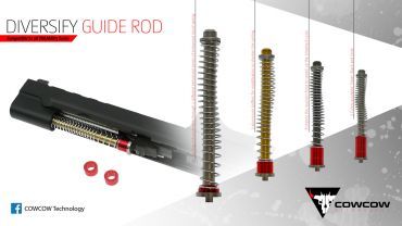 COW Diversify Guide Rod for TM M&P 9 Series
