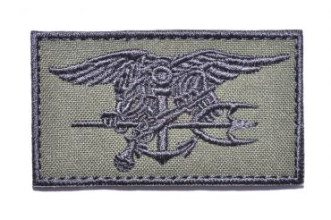 Navy Seals Trident Patch ( BK ) ( Free Shipping )