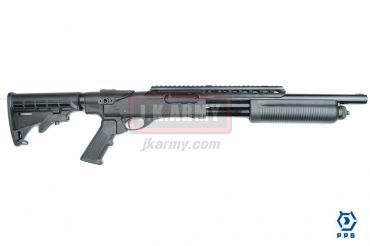 PPS M870 Shotgun with M4 Folding Butt Stock Version ( Gas System )