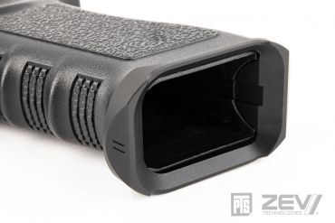 PTS ZEV PRO Mag-well for Umarex / TM G Model Series ( BK ) ( Magwell )