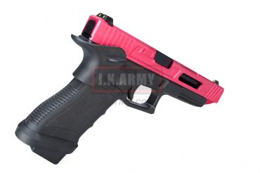 Army G34 Tier1 Style GBB Pistol ( Pink )