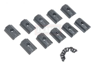 Red Arms Rail Cover 1 Set 10pcs