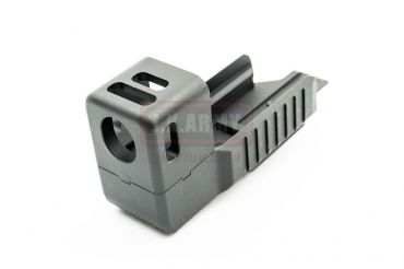 Pro-Arms Airsoft DHD Compensator Mount Type for TM / WE / Umarex / VFC G Series ( BK )