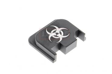 Pro-Arms Airsoft Slide Rear Plate for Umarex / VFC Glock - Bio