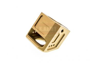 Pro-Arms Airsoft SP Style Compensator for TM G Series / VFC Glock GEN3 ( GD )