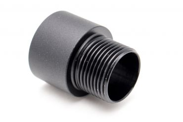 Pro-Arms 16mm+ to 14mm- Thread Adapter ( 16mm CW to 14mm CCW )