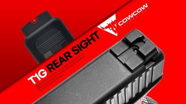COW T1G Rear Sight for TM / WE Model 17 & 19