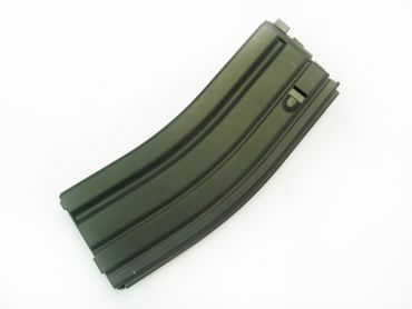 WE SCAR-L / PDW / M4 GBB 30Rds Magazine ( Black ) ( Open Chamber System ) ( Version 2 )