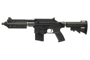 WE PLR16 L Gas Blow Back Open Chamber Airsoft Rifle ( GBB )