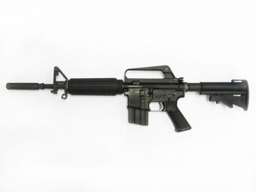WE XM177 Gas Blow Back Open Chamber Rifle ( GBBR )