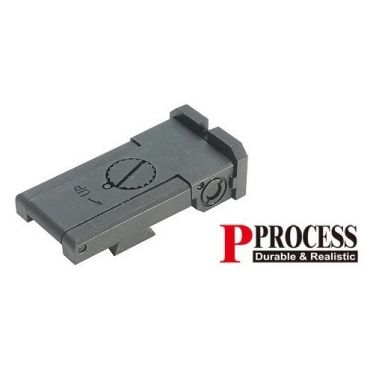 Guarder Steer Rear Sight for MARUI HI-CAPA 5.1 GBB