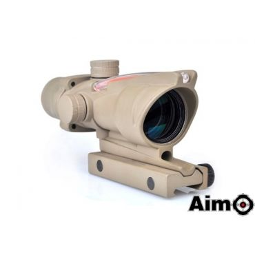 AIM ACO 4X32C Red Dot with Illumination Source Fiber ( DE )