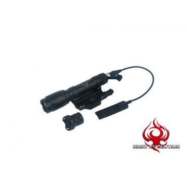 NE 620c SCOUTLIGHT LED FULL VERSION w/ QD Mount ( BK )