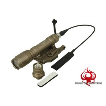 NE 620c SCOUTLIGHT LED FULL VERSION w/ QD Mount ( DE )