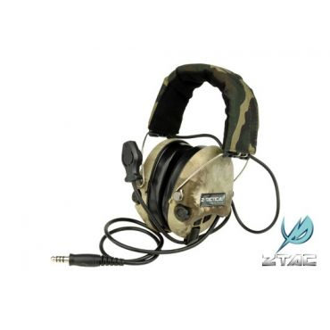 Z-Tactical zCOMTAC II Noise Reduction Headset ( AT )