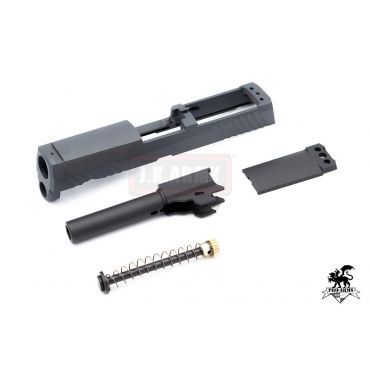 Pro-Arms CNC Steel P320 M18 Slide Kit for SIG / VFC M17 GBB series ( Black ) ( Cerakote Limited Edition )