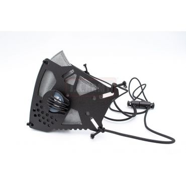 MF Cyberpunk Face Mask ( Black )
