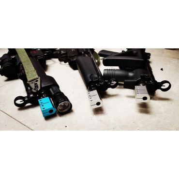 """Bow Master Dummy """" MP5 Training """" Conversation Kit For MP5 Airsoft ( Muzzle Devices )"""