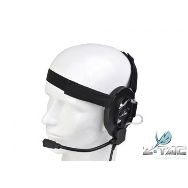 Z-Tactical Bowman IV M-Tactical Headset ( BK )