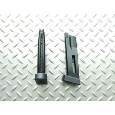 KJ Works 25rd CO2 Magazine for CZ KP-09