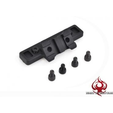 Night Evolution Octarms 45 Degree 2 Slot Rail for Keymod